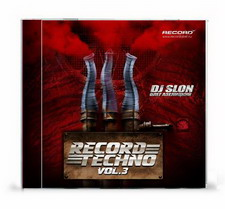 record techno vol. 3 - mixed by dj slon